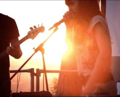 converto live al tramonto