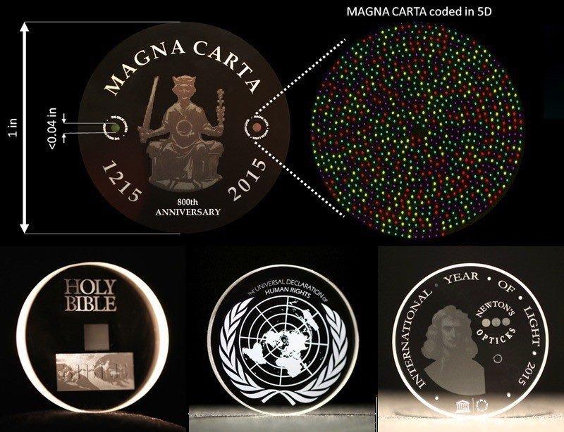 laser 5d magna carta