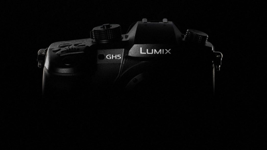 GH5 Lumix in penombra