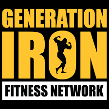 Logo documentario iron generation
